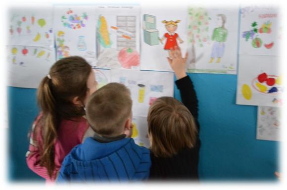 """22 лютого відбулася виставка - конкурс малюнків  """"За здоровий спосіб життя """". .  Мета конкурсу: зосередити увагу дітей..."""